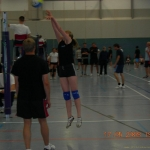 Volleyball Bpol 17. Mai 2008